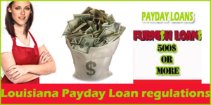 Payday loans in Louisiana